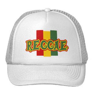 Cori Reith Rasta reggae rasta man music graffiti Trucker Hat