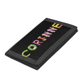 Corinne wallet