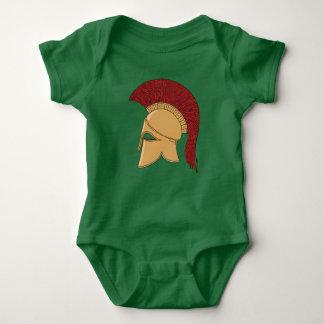 Corinthian Helmet Baby Bodysuit