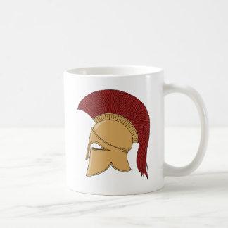 Corinthian Helmet Coffee Mug