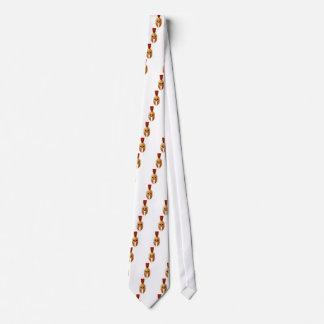 Corinthian helmet tie
