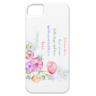 corinthians 13 iPhone 5 case