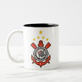 Corinthians Two-Tone Coffee Mug