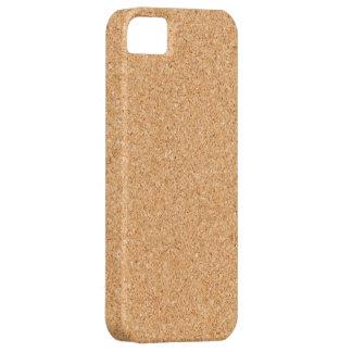 Cork board iPhone 5 case