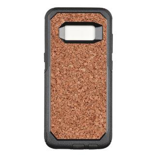 Cork Board OtterBox Commuter Samsung Galaxy S8 Case