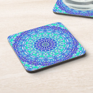Cork Coaster Tribal Mandala G389