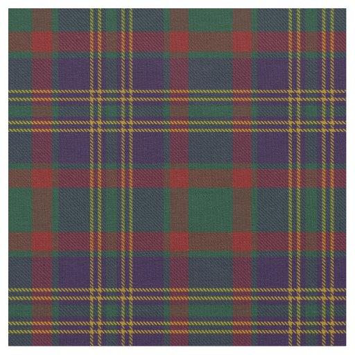 Cork County Irish Tartan Fabric