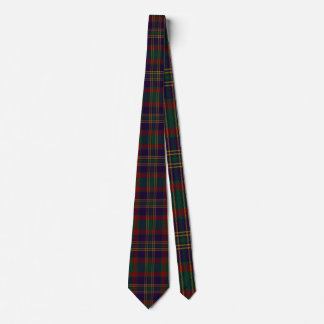Cork County Irish Tartan Tie