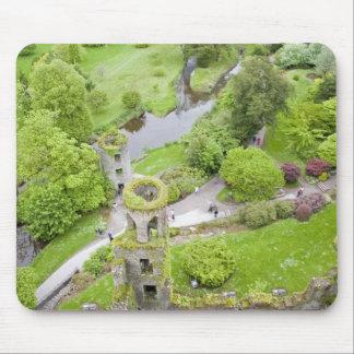 Cork, Ireland. The infamous Blarney Castle Mouse Pad
