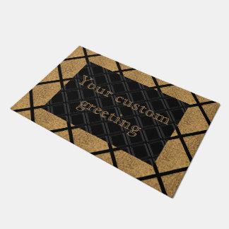 Cork Look Doormat