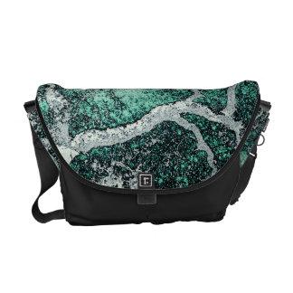 Cork oak digital art style prints Japanese Messenger Bags