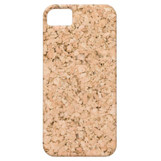 Cork oak pattern case for the iPhone 5