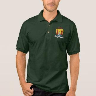 Cork Polo Shirt