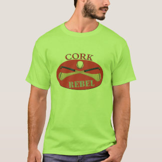 Cork Rebels Mens T-Shirt