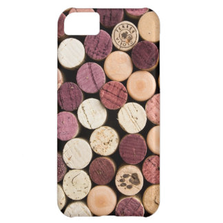 Corks on End Case For iPhone 5C