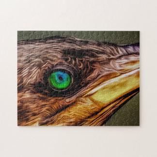 Cormoran 03 Digital Art - Photo Puzzle