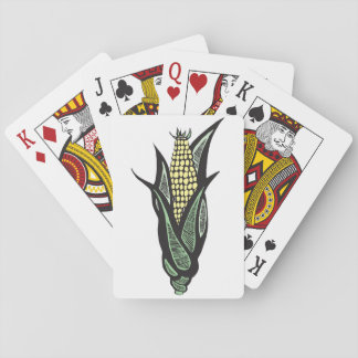Corn Cob Playing Cards