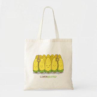 Corn Congested Public Transport Corny Pun
