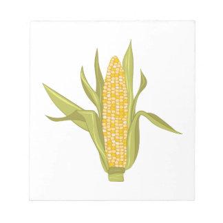 Corn Ear Notepads
