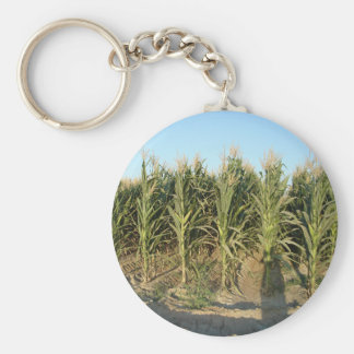 Corn Field Keychain
