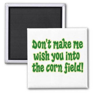corn field magnet