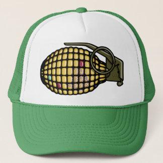 Corn Grenade - Baseball Trucker Cap