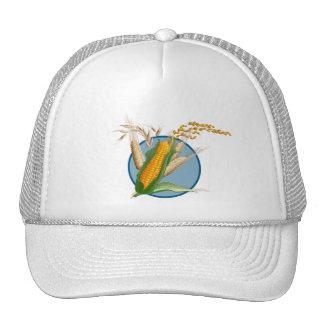 CORN HUSK TRUCKER HAT