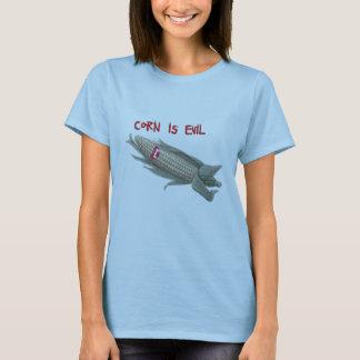 corn is evil2 T-Shirt