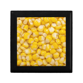 Corn kernel gift box