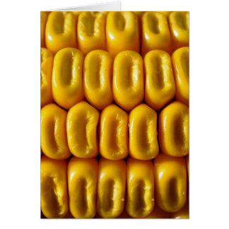 Corn Macro Card