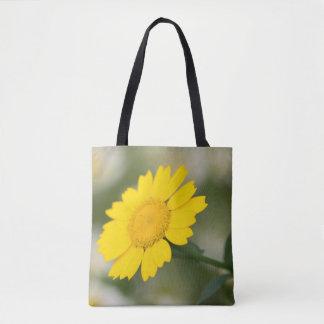 Corn Marigold Tote Bag