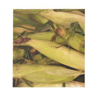 Corn Notepad