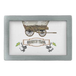 corn Oregon trail wagon Belt Buckles