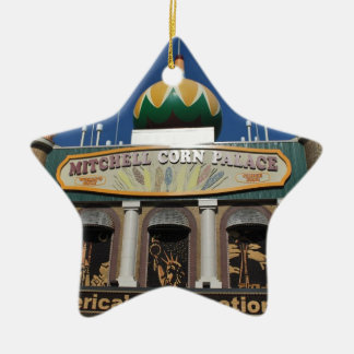 Corn Palace collection Ceramic Ornament