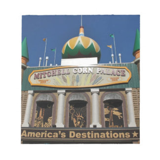 Corn Palace collection Notepads