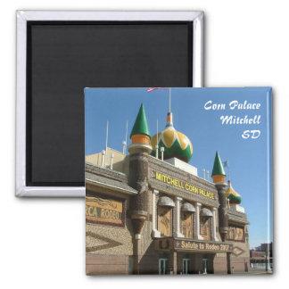Corn Palace Magnet
