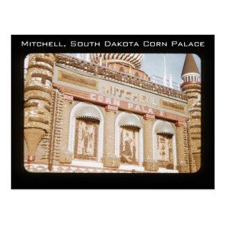 Corn Palace, Mitchell South Dakota Postcard