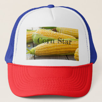 Corn Star Trucker Hat