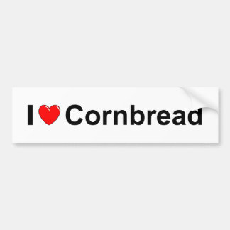 Cornbread Bumper Sticker