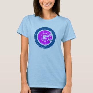 Cornbread Girls Pink Front T-Shirt