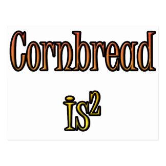Cornbread Postcard