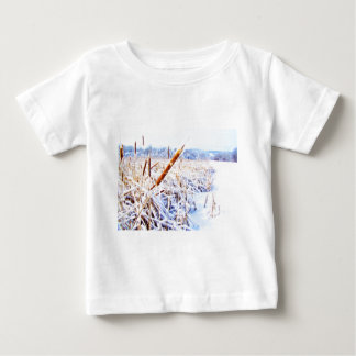 Corndog in the snow baby T-Shirt