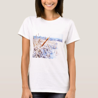 Corndog in the snow T-Shirt