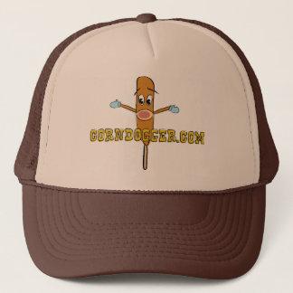 Corndogger.com Logo Trucker Hat
