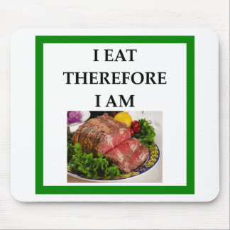 corned beef mouse pad