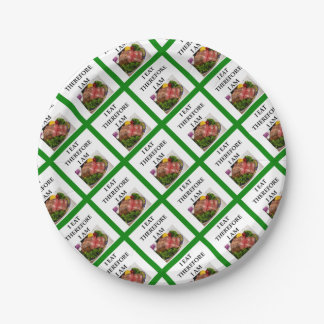 corned beef paper plate