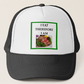 corned beef trucker hat