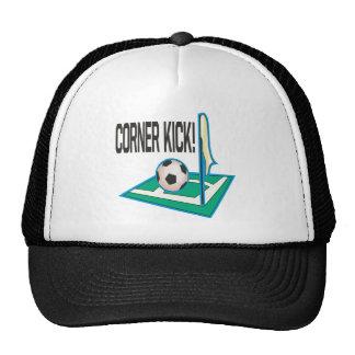 Corner Kick Trucker Hat