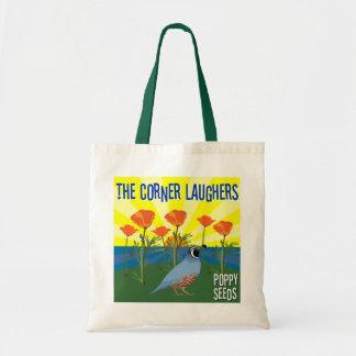 Corner Laughers - Poppy Seeds
