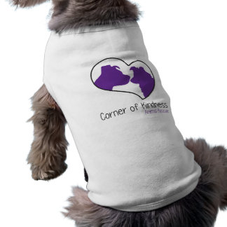Corner of Kindness Dog Shirt
